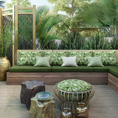 Outdoor Cushion - Tropical Day