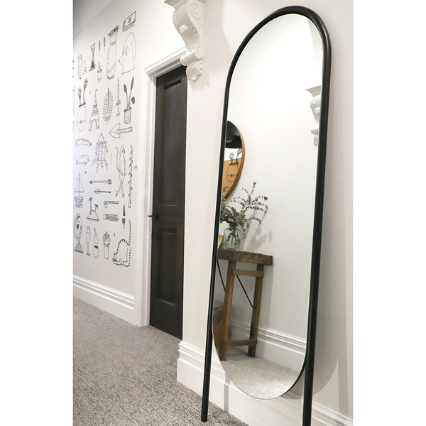 Wall Lean Mirror