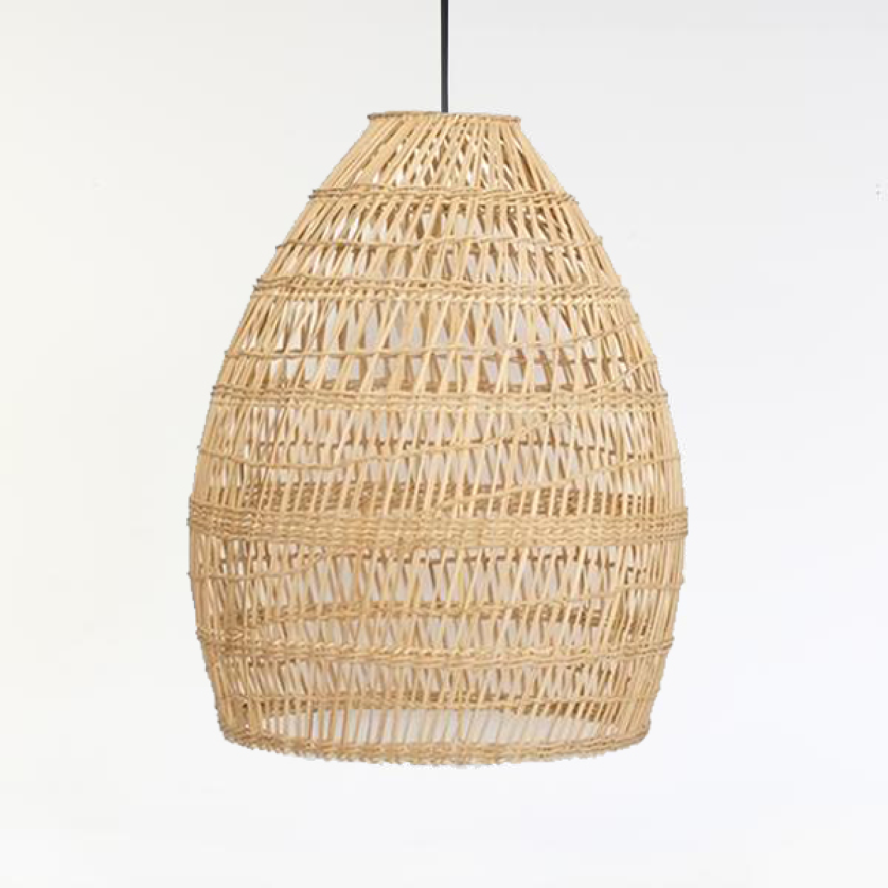Rattan Lampshade - Natural