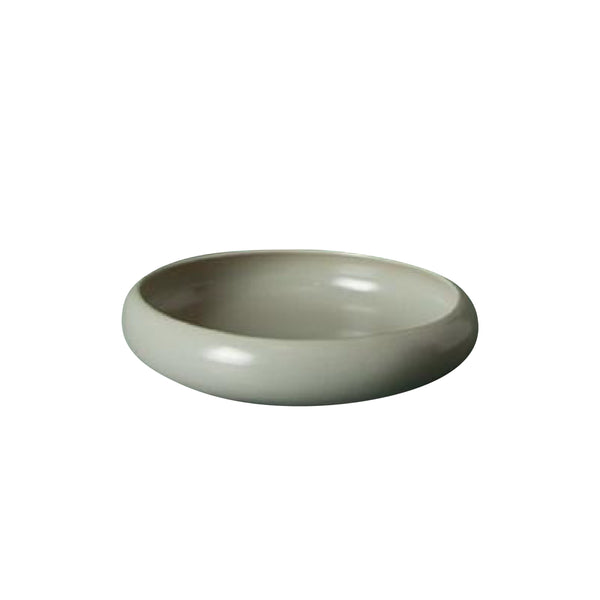 Footless bowl - French Green - Medium