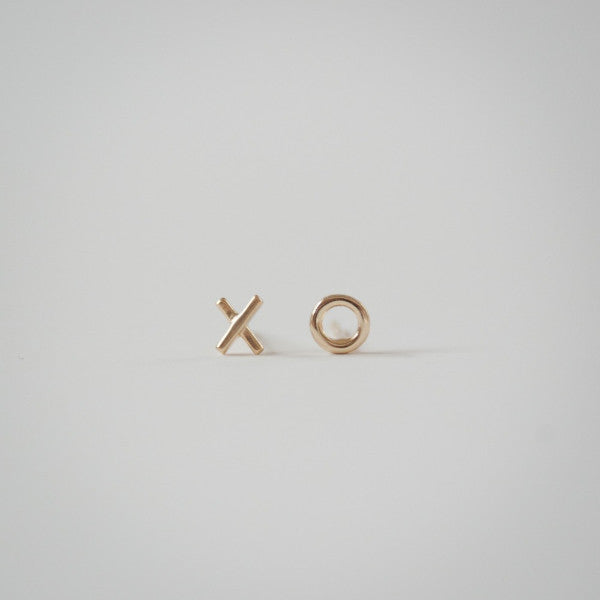 Ex Oh Earrings