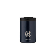 Insulated Travel Cup - Deep Blue