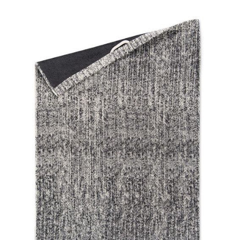 Flame bath towel- Charcoal