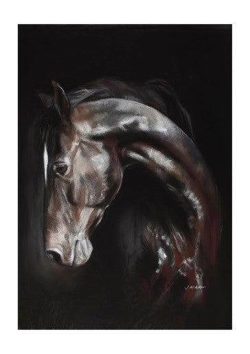 A Fine Art  print of 'Elegance'