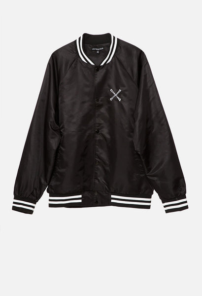 The Cross Bones Varsity Jacket