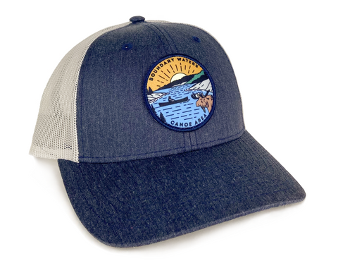 Boundary Waters - Sawbill Lake Cap, Caps - Humble Apparel Co