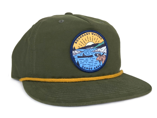Boundary Waters - Saganaga Lake Cap, Caps - Humble Apparel Co