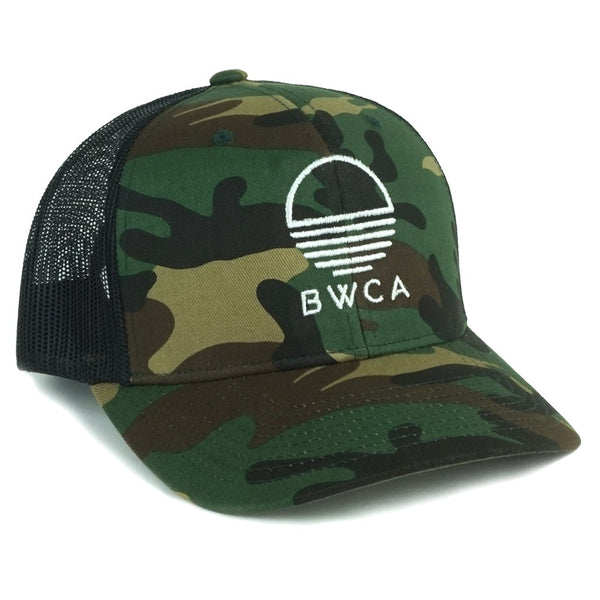 BWCA Sunset Cap - Camo