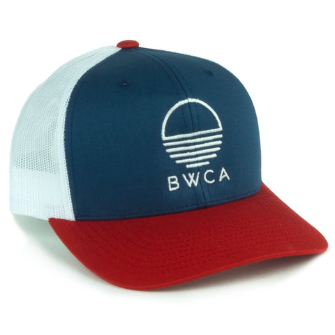 BWCA Sunset Cap - Minnesota, Caps - Humble Apparel Co