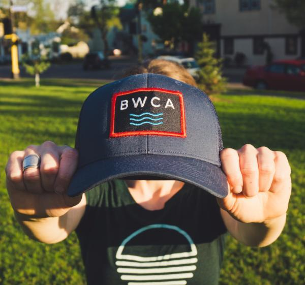 BWCA Waves Cap, Caps - Humble Apparel Co