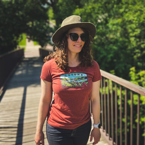 Cuyuna - Yawkey Women's T-Shirt, Shirts - Humble Apparel Co