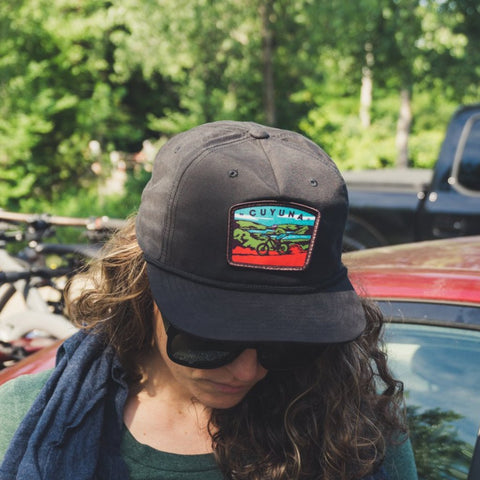 Minnesota Cuyuna Mountain Biking Cap, Cap - Humble Apparel Co