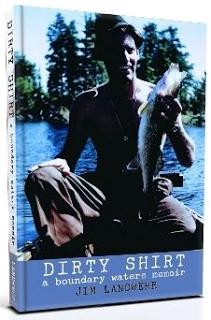 Dirty Shirt: A Boundary Waters Memoir Book, Book - Humble Apparel Co