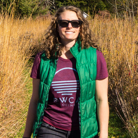 BWCA Sunset Wilderness Women's T-Shirt - Cranberry