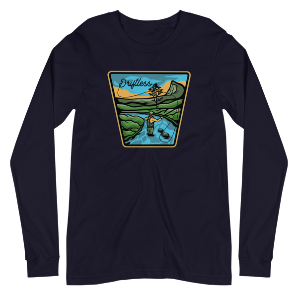 The Driftless Area - Long Sleeve Tee, Shirts - Humble Apparel Co