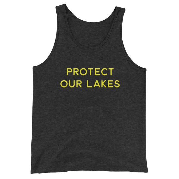 Protect Our Lakes Tank Top, Shirts - Humble Apparel Co