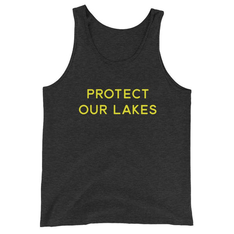 Protect Our Lakes Tank Top - Humble Apparel Co