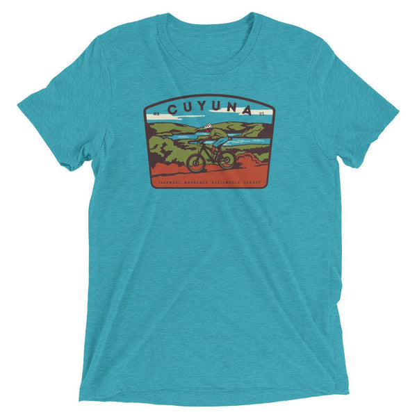 Cuyuna Mountain Biking T-Shirt, T-Shirt - Humble Apparel Co