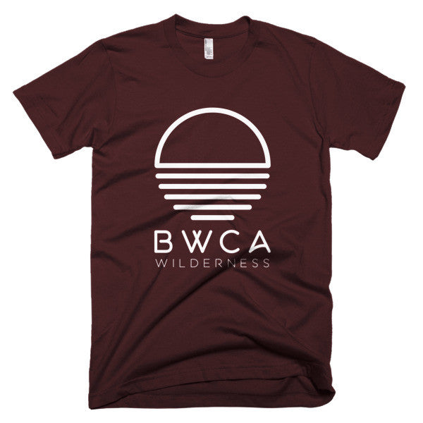 BWCA Sunset Wilderness T-Shirt - Truffle, Shirts - Humble Apparel Co