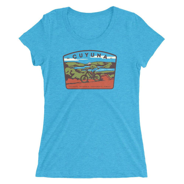 Cuyuna - Portsmouth Women's T-Shirt - Humble Apparel Co
