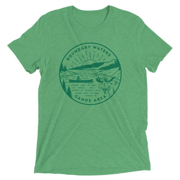 Boundary Waters - Ima Lake T-Shirt, Shirts - Humble Apparel Co