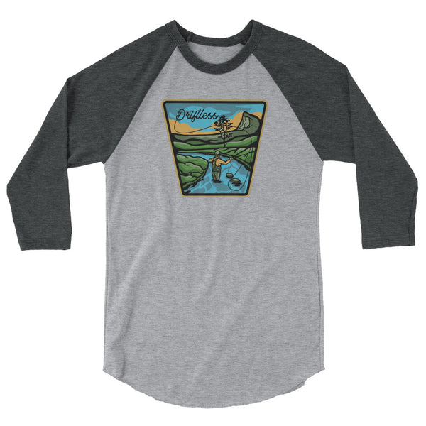 The Driftless Area - Raglan Shirt - Humble Apparel Co