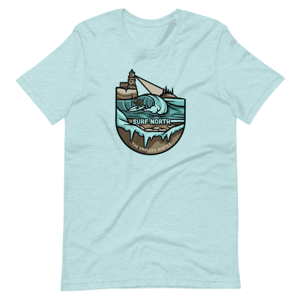Surf North T-Shirt, Shirts - Humble Apparel Co