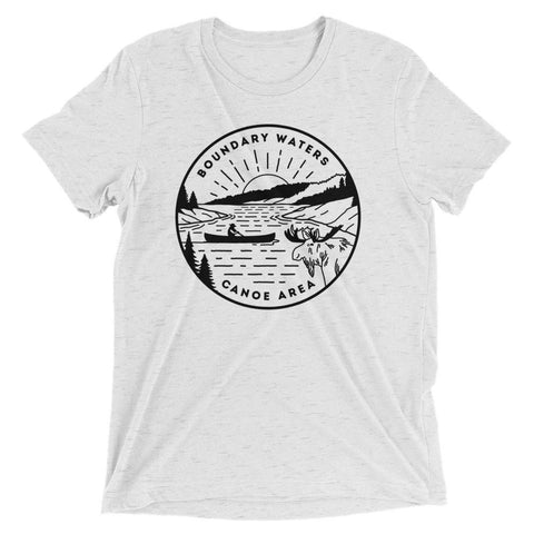 Boundary Waters - Snowbank Lake T-Shirt, Shirts - Humble Apparel Co