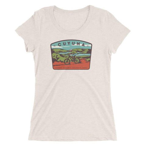 Cuyuna - Mahnomen Women's T-Shirt, Shirts - Humble Apparel Co