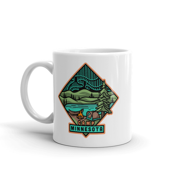Camp Minnesota Mug, Mug - Humble Apparel Co