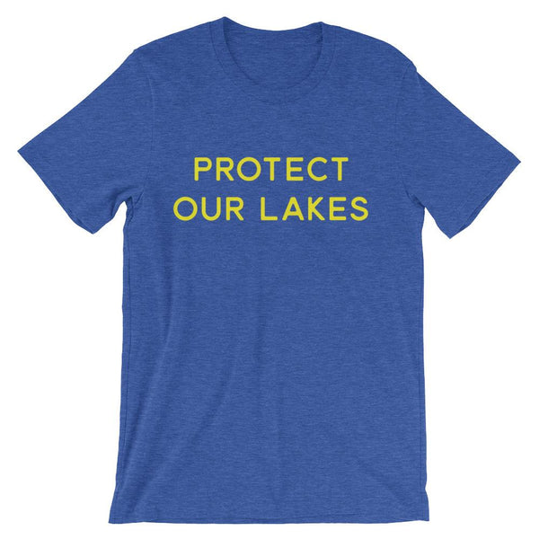 Protect Our Lakes T-Shirt - Humble Apparel Co