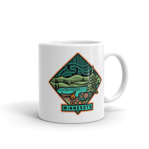 Camp Minnesota Mug - Humble Apparel Co