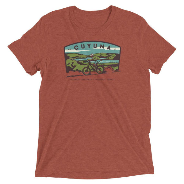 Cuyuna - Yawkey T-Shirt - Humble Apparel Co