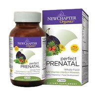 New Chapter Organics Perfect Prenatal Full Trimester Vitamin Tablets 270-Count ( Multi-Pack)