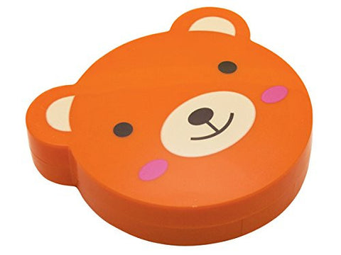 Bear Design Portable Contact Lens Case Travel Kit