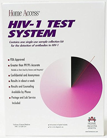 Access HIV-1 Test System - At-Home Test For The HIV Virus - Confidential & FDA Approved