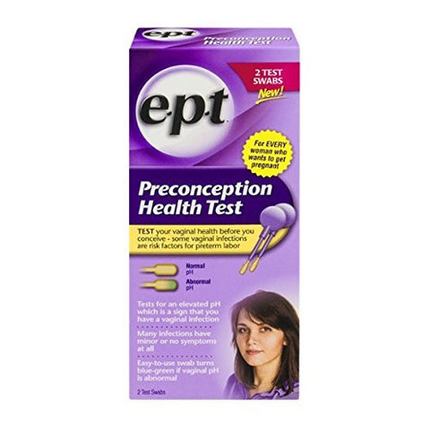 Preconception Health Test (2-Pack)