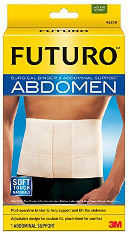 Futuro Surgical Binder and Abdominal Support Large
