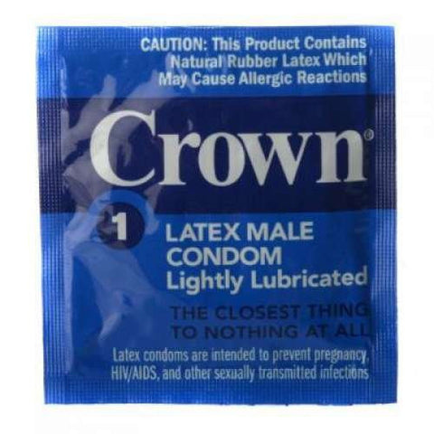 Crown Condoms 100 Pack