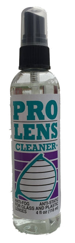 Optic Shop Professional Lens Cleaner (for Glass or Plastic Lenses) 4 oz