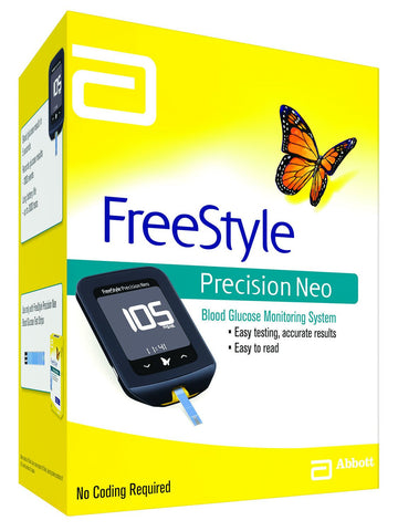 Freestyle Precision Neo Blood Glucose monitoring system 0.42 Pound