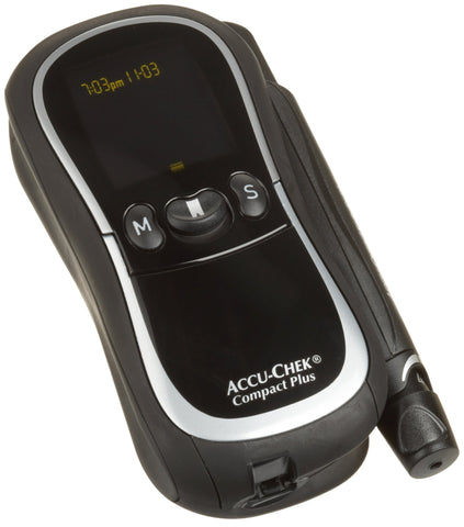 ACCU-CHEK Compact Plus Meter Kit