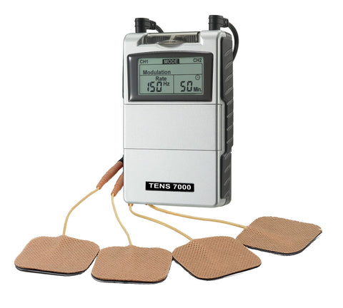 Tens Unit - Tens Machine for Pain Management Back Pain and Rehabilitation