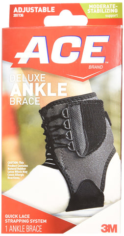 ACE Deluxe Ankle Brace 1