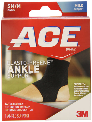 ACE Elasto-Preene Ankle Support Small/Medium