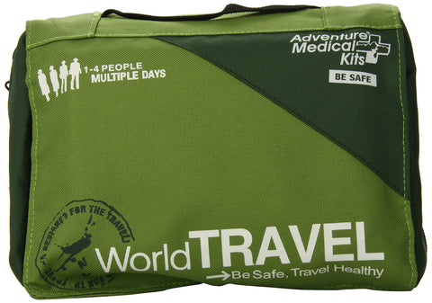 Adventure Medical Kits World Travel Medical Kit 1 Pack