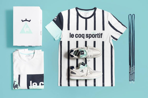 "24 Kilates x Le Coq Sportif "" Flash II """