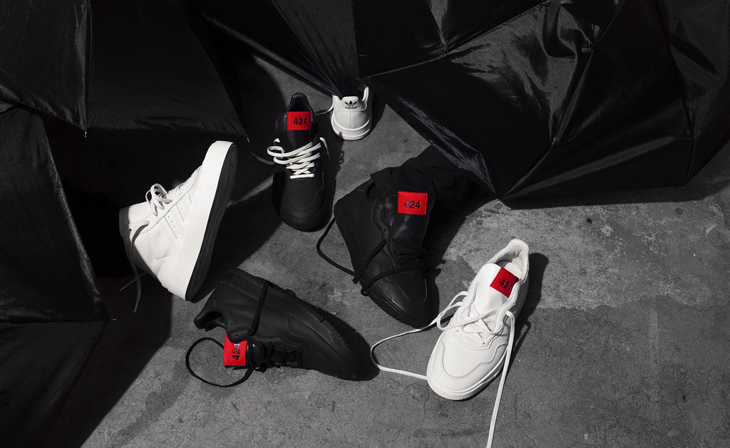 adidas Originals Taps 424 To Reimagine Three Classic Silhouettes