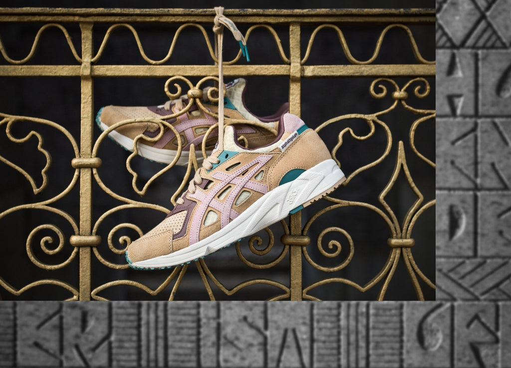 Asics Tiger x AsphaltGold - Gel-DS Trainer OG