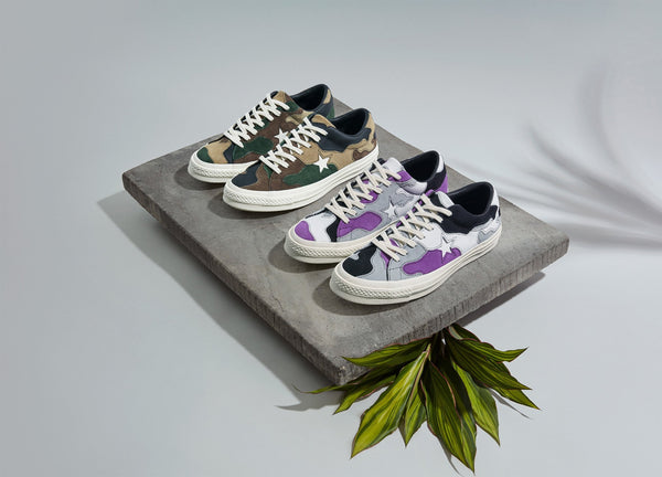 Converse x Sneakersnstuff One Star & Apparel